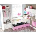 Dormitorio con cama nido Alicante