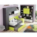 Dormitorio con cama nido Jerez
