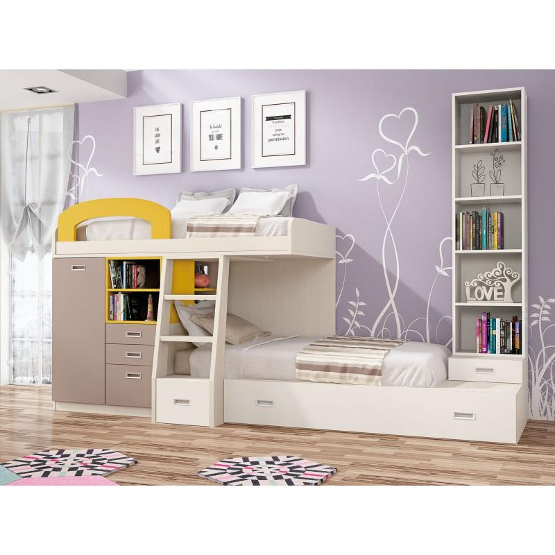 Dormitorio Litera Fija Boadilla