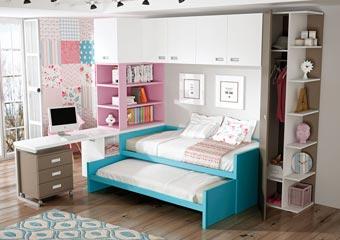 Dormitorios Juveniles Mas De 300 Modelos Precios Economicos